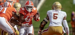 Historic Halloween comeback in Death Valley as Tigers rally past BC