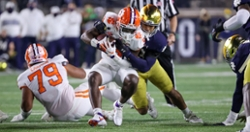Instant Analysis: Tigers can't overcome injuries at Notre Dame