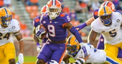 Clemson-Pitt postgame notes
