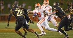 Stats and Storylines: Clemson controls game vs. Wake Forest