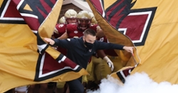 Boston College coach says Tiger offense is