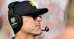 Michigan's Harbaugh proposes big changes to NFL draft process, eligibility