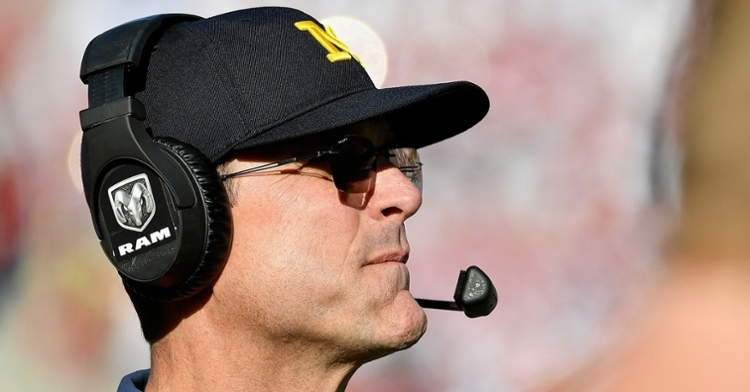 Jim Harbaugh proposes one-and-done rule change for NFL draft