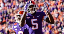 Swinney surprised Higgins slipped in draft, says he's one of most 'complete' WRs