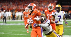 Clemson-LSU national championship postgame notes