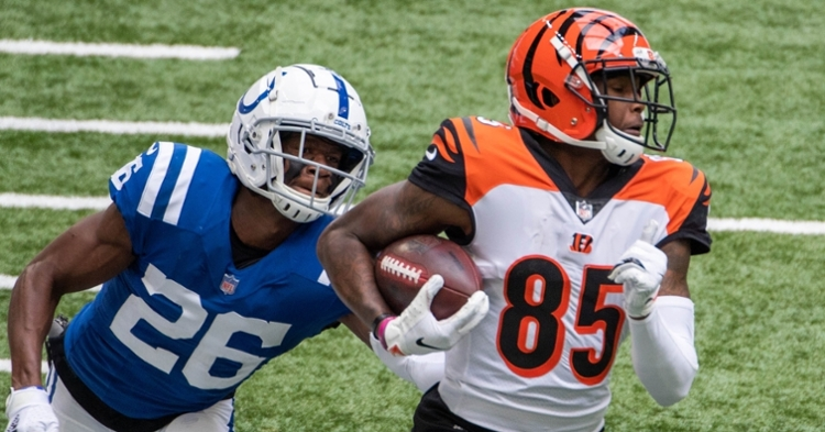 Higgins is a key offensive piece for the Bengals (Trevor Ruszkowski - USA Today Sports)