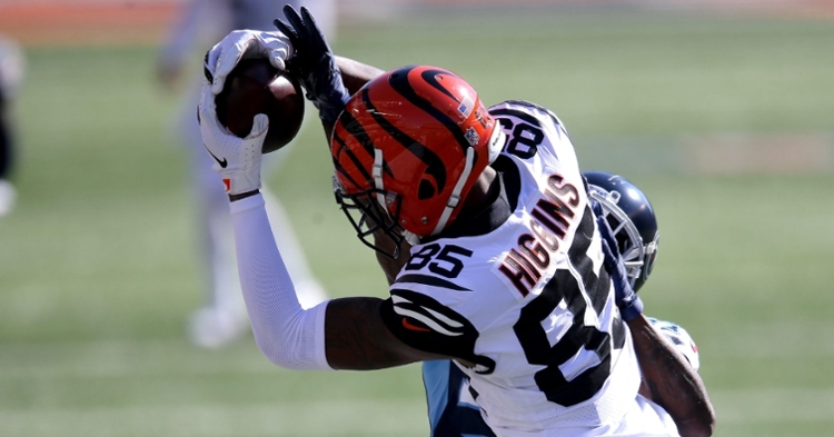 Higgins is becoming one of the top Bengals' weapons (Kareem Elgazzar - USA Today Sports)