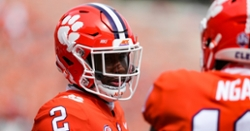 Clemson ranked No. 2 in early 2021 ranking
