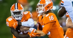 Trevor Lawrence voted Manning Award QB of week