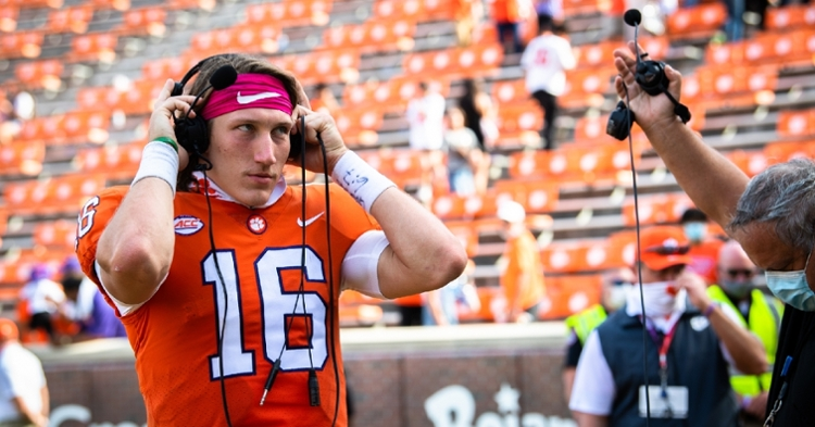 Trevor Lawrence responds to criticism of his recent comments