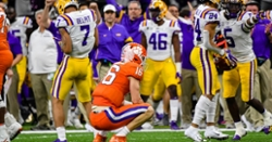 Trevor Lawrence used loss to LSU to become better player