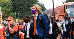 Joe Namath, Peyton Manning, and.....Trevor Lawrence