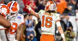 Charlie Whitehurst says Trevor Lawrence has