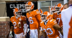 Clemson ranked No. 3 in latest Playoff rankings
