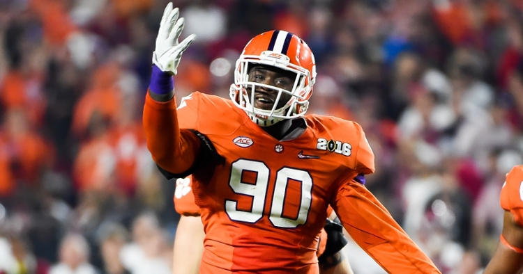 Shaq Lawson posted one of the better seasons in Clemson history in 2015.
