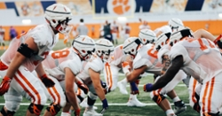 Swinney previews spring practice, says Tigers will focus on the trenches