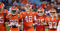Specialist awarded scholarship after Clemson camp