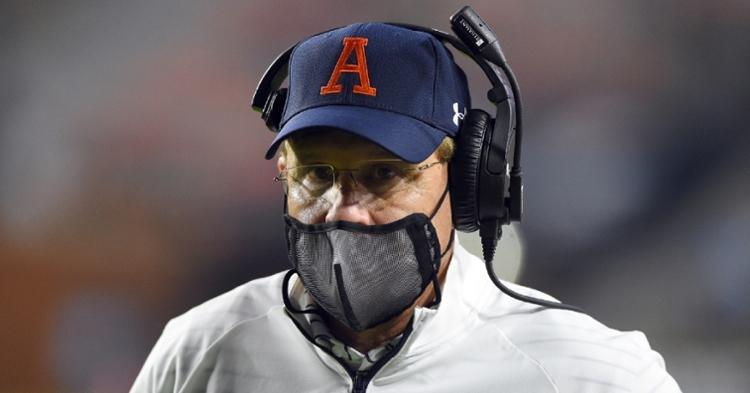 Auburn players react to firing of head football coach Gus Malzahn