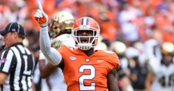 Former Clemson DB claimed by 49ers