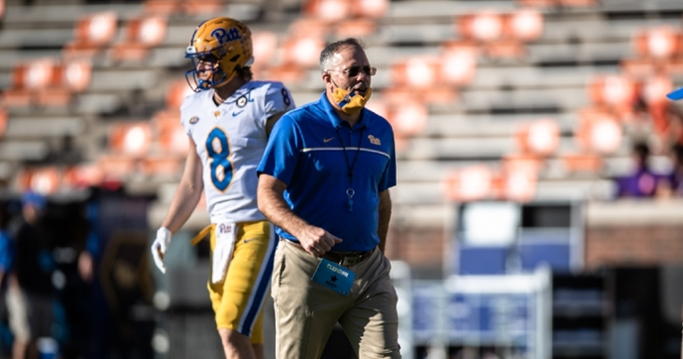 Narduzzi says Clemson will be back in the Playoff. (Photo courtesy ACC)