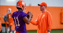 Clemson assistant named Broyles Award nominee