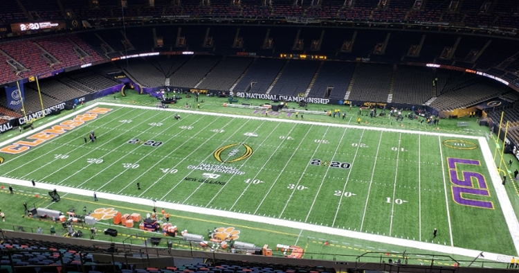 Clemson and LSU kick it off in just a few hours