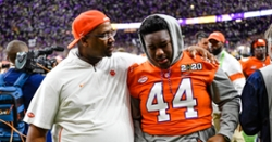 Clemson assistant named recruiter of year