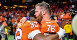 Clemson is about the journey, not the destination, for senior offensive linemen
