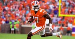 Powell emerging when needed as top target in Clemson offense