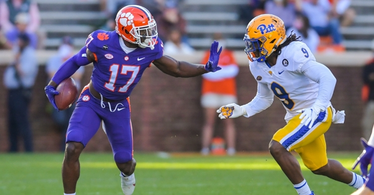 Powell was an easy pick for one of the most improved players on offense. (ACC photo)