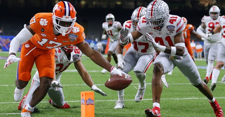Powell was impressive in the Sugar Bowl (ACC photo)