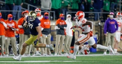 Playing time breakdown: Clemson defense depth tested against Notre Dame