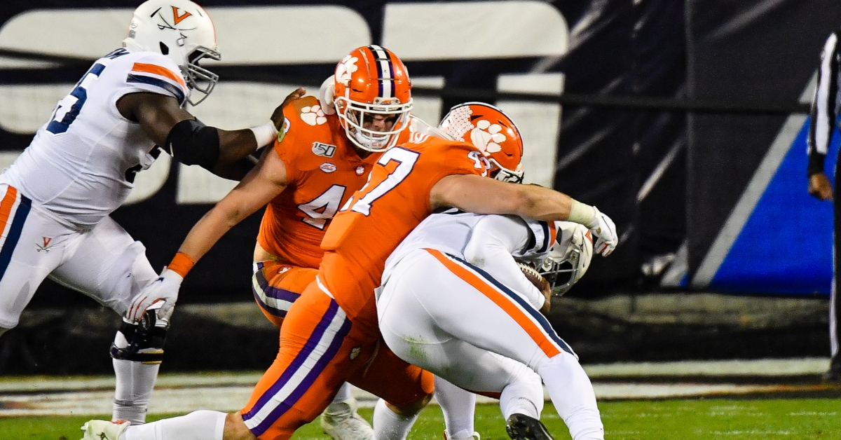 Monday Interview Insider: Tigers preparing for Virginia, night game in Death Valley