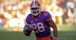 Spiller, Booker, Leggett named to new Clemson Hall of Fame class