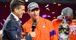 Dabo Swinney taking over $1 million pay cut, largest in FBS, due to pandemic