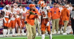 """Herbstreit: Swinney would """"come off the top belt"""" at being called CEO of Clemson"""