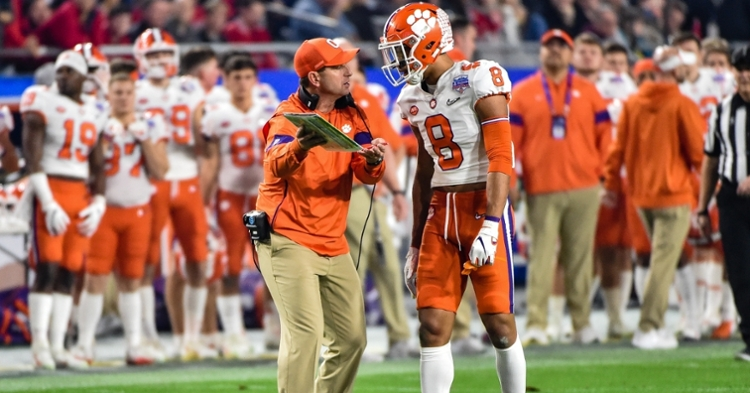 Expect more criticism of Clemson's schedule.