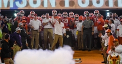 Clemson, WSPA debut 'Clemson's Greatest Games' TV series