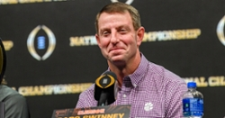 The Tuesday practice that changed Dabo Swinney's life