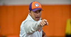 Sportsbook has two teams as projected favorites over Clemson