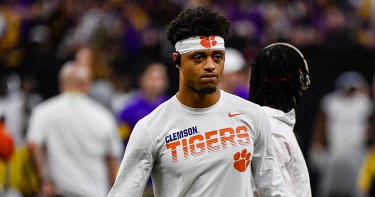 A.J. Terrell was a standout defender while at Clemson