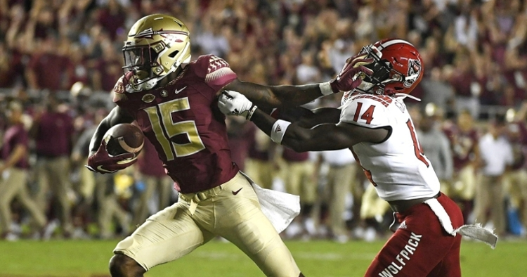 Terry was among two preseason All-ACC players on FSU to be announced as out for the season. (Photo: Melina Myers / USATODAY)