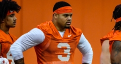 Clemson announces players out for Sugar Bowl vs. Ohio State