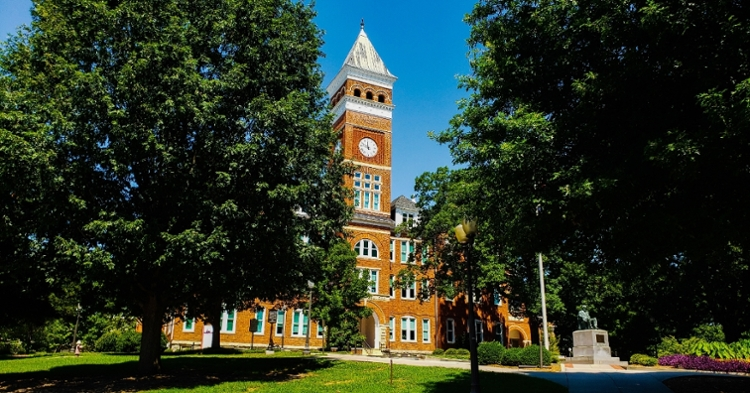 Clemson athletics reports latest COVID-19 test results