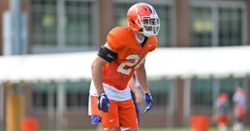 Clemson safety using NCAA waiver to return