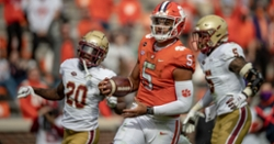 Clemson ranked No. 2 in ESPN future QB power rankings