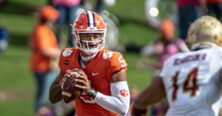 Clemson given third-best Playoff odds by ESPN rating