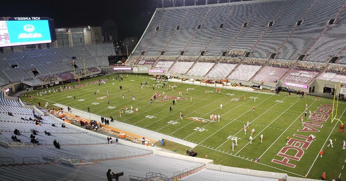 Clemson Vs Virginia Tech Live Blog And Twitter Reactions Tigernet