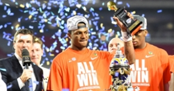 CMM: Dabo-era Tigers, three-sport Clemson legend up for title-game spot