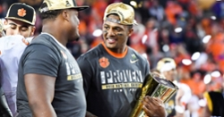 TigerNet Top-5: Deshaun Watson led Clemson into new tier in college football